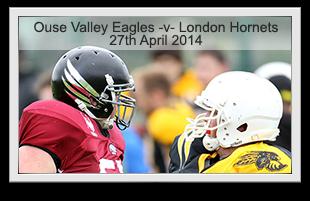 Eagles -v- Hornets