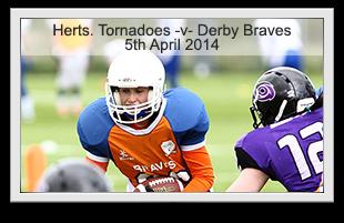 Tornadoes -v- Braves