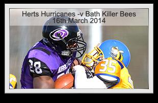 Hurricanes -v- Killer Bees