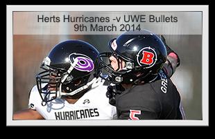 Hurricanes -v- Bullets