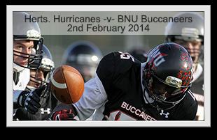 Hurricanes -v- Buccaneers
