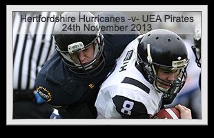 Hurricanes -v- Pirates