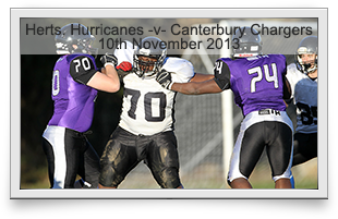 Hurricanes -v- Chargers