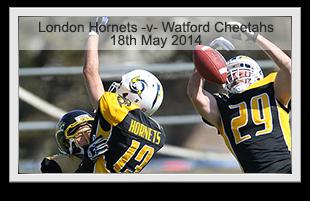 Hornets -v- Cheetahs