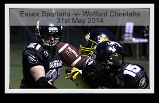 Spartans -v- Cheetahs