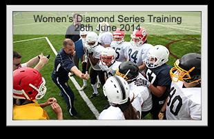 Diamond Series Training
