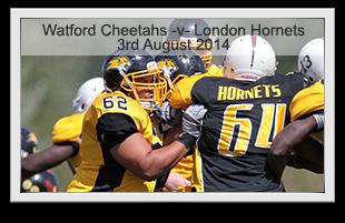 Watford Cheetahs -v- London Hornets