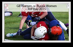 GB Women -v- Russia Women